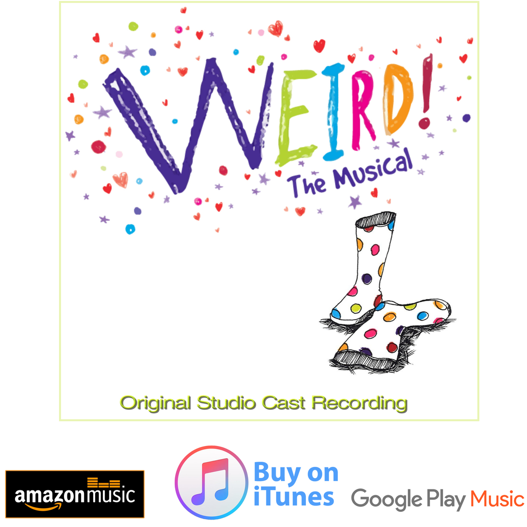 Weird! The Musical (Original Studio Cast Recording)