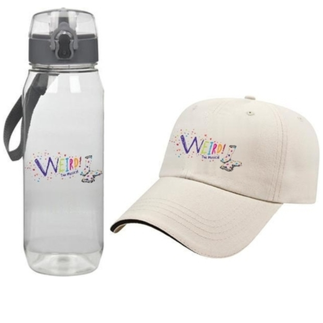 Water Bottles & Caps
